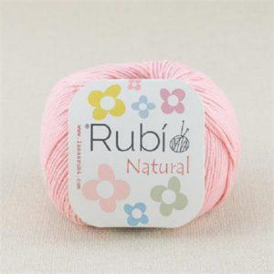 rubi natural rosa petalo