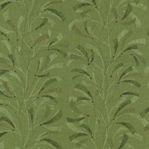 Tela Estampada fondo verde