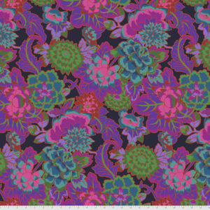 Tela Cloisonne Púrpura