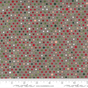Tela puntos gris