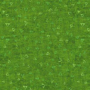 tela triangulos verde basically