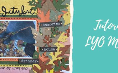Proyecto Layout mensual octubre