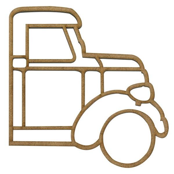 Shaker furgoneta