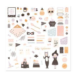 die cuts ilustraciones chocolate