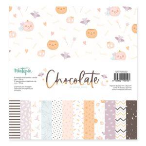 pad-papeles-chocolate-12x12