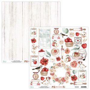 papel elements apple season